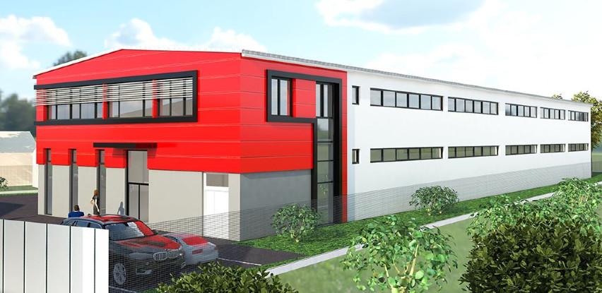 Routing: Cjelokupna usluga projektovanja industrijskih objekata