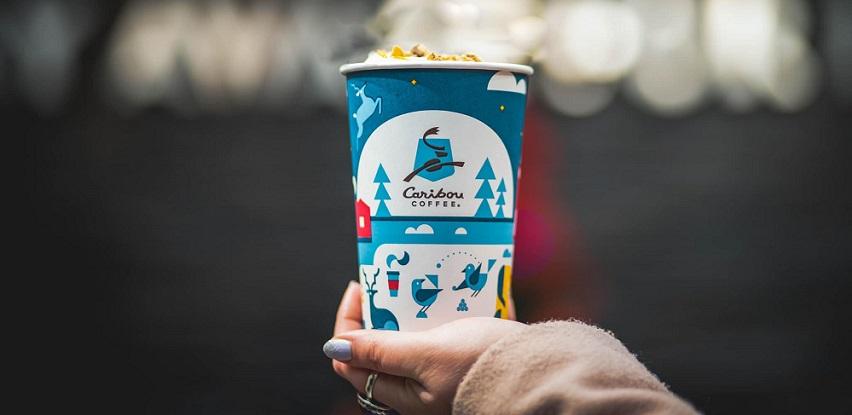 Uživajte u unikatnim proizvodima u Caribou Coffeu
