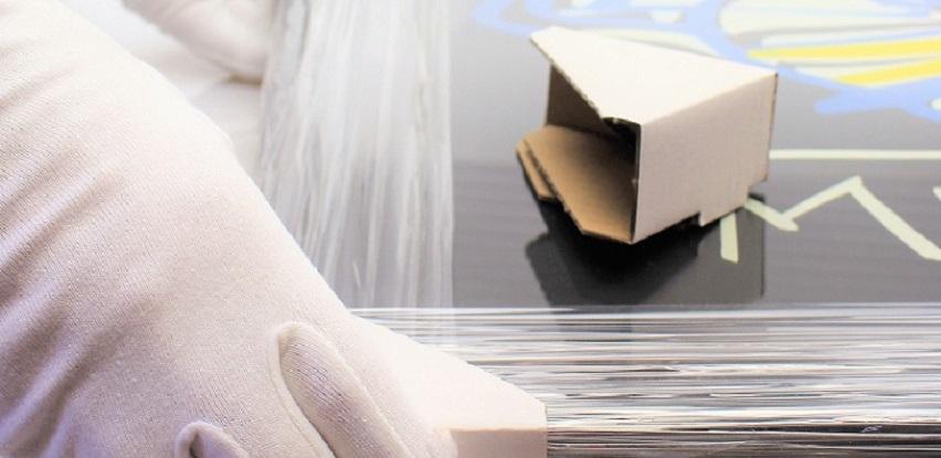 Zaštitite rubove i površinu od oštećenja pri transportu robe
