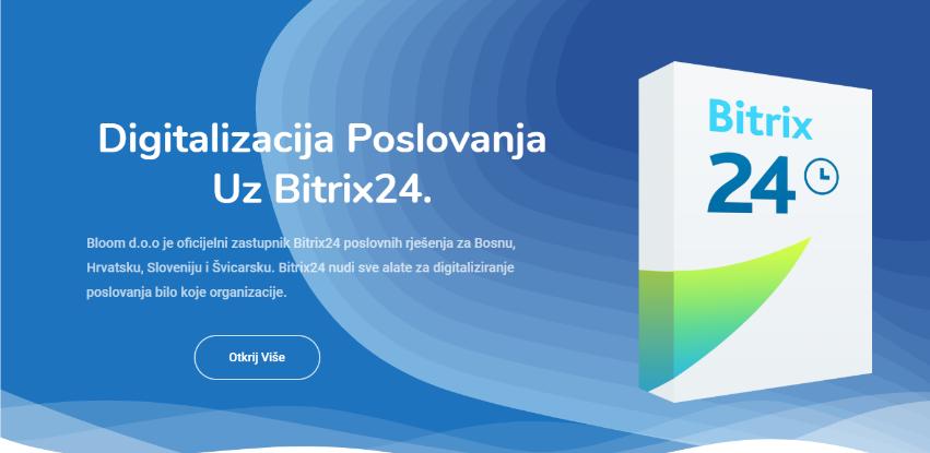 Unaprijedite Vaše poslovanje sa Bitrix24