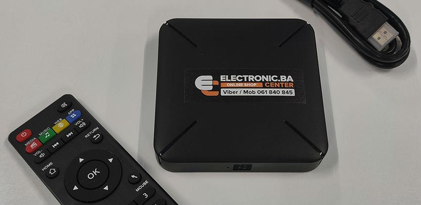 Electronic Center predstavio je na tržištu novi model Android TV Boxa