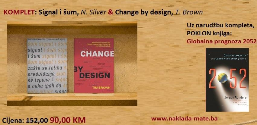 KOMPLET: Signal i šum & Change by design