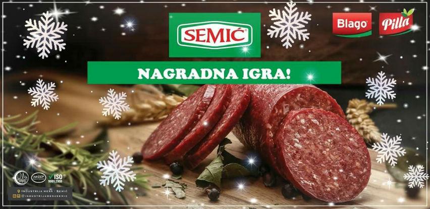 Industrija mesa Semić ponovo nagrađuje svoje vjerne kupce