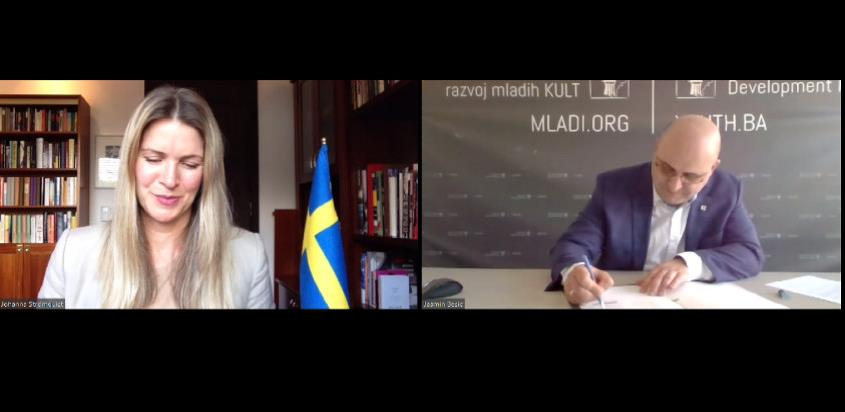 Osigurana oprema za praćenje online nastave za još 180 učenika iz BiH