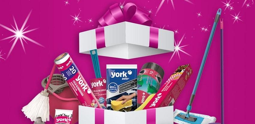 Amko komerc i Marina d.o.o. poklanjaju 5 York poklon paketa!