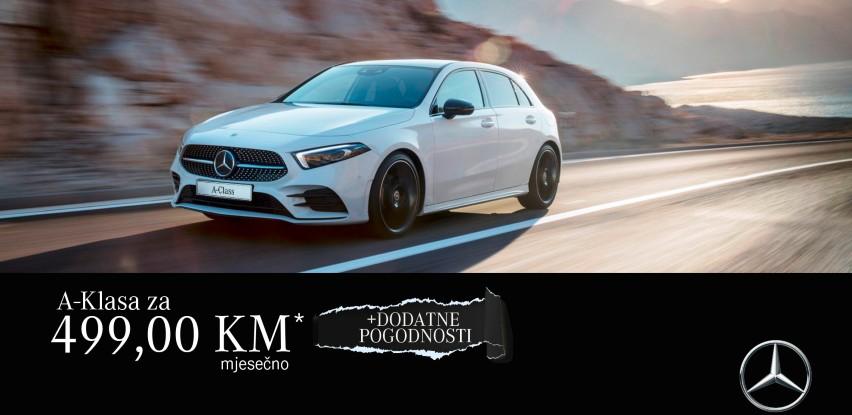 Specijalna ponuda Mercedes-Benz zvijezda