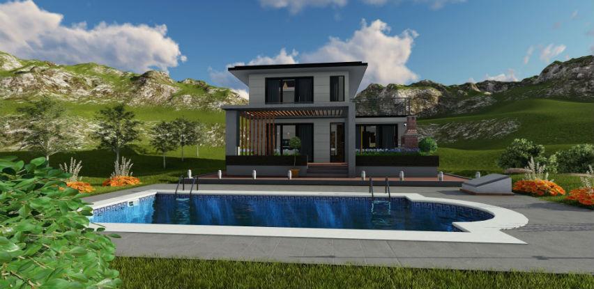 Aring Goražde - Projektovanje stambenih i poslovnih objekata