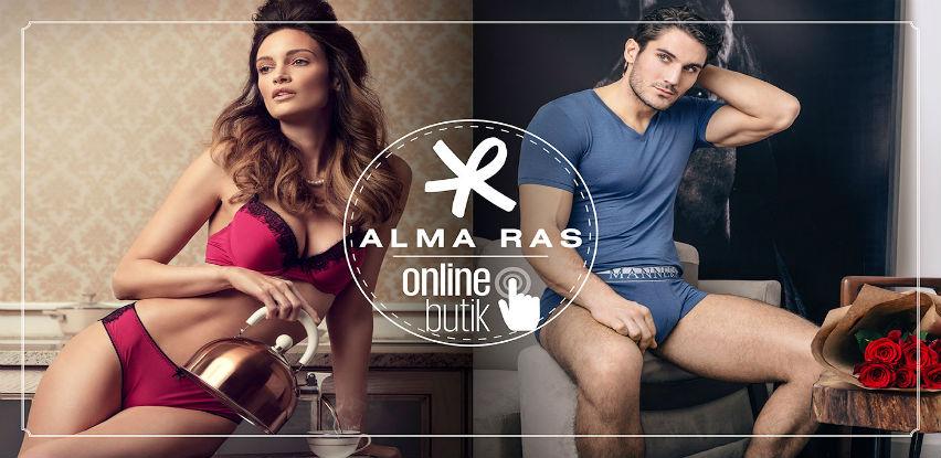 Alma Ras online butik: Besplatna dostava za prve kupce