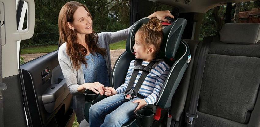 Da li ste roditelj sa 5 zvjezdica u automobilu?