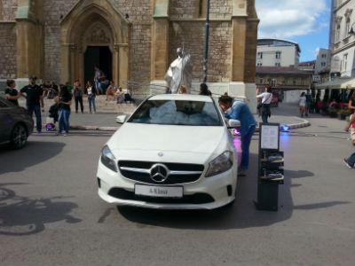 STARline predstavio Mercedes-Benz modele u Sarajevu
