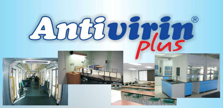 Antivirin plus® - Visoko aktivni dezinficijens virucidnog djelovanja
