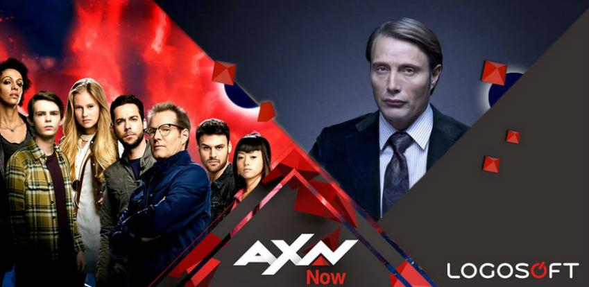 Novo u Logosoftu SUPER TV AXN NOW videoteka