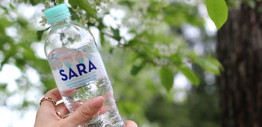 Neka vaš izbor osvježenja bude mineralna voda Sara