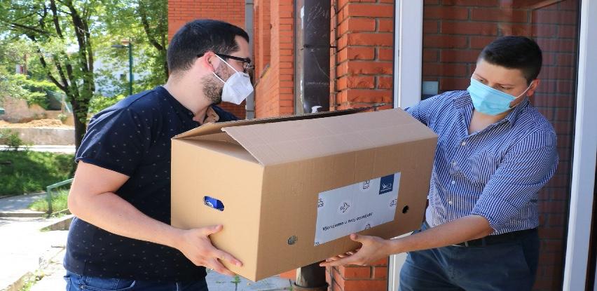 cargo-partner Sarajevo donirao pakete sa pomoći