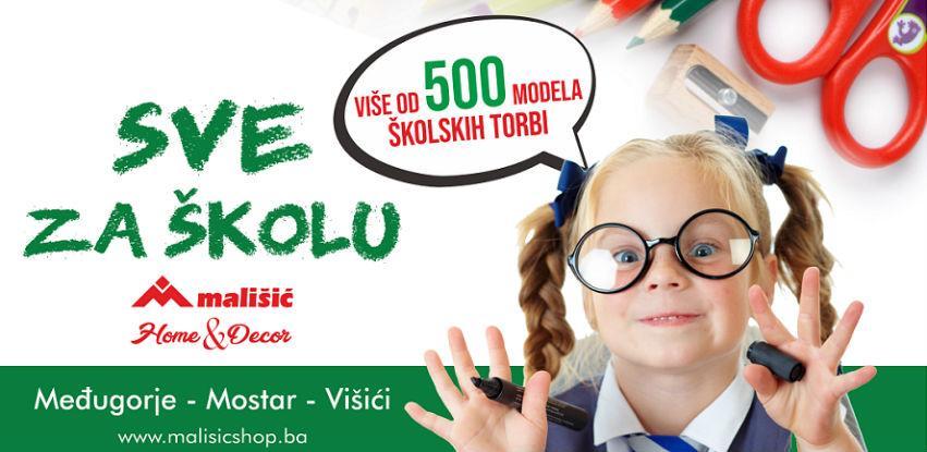 Sve za školu Mališić Home&Decor