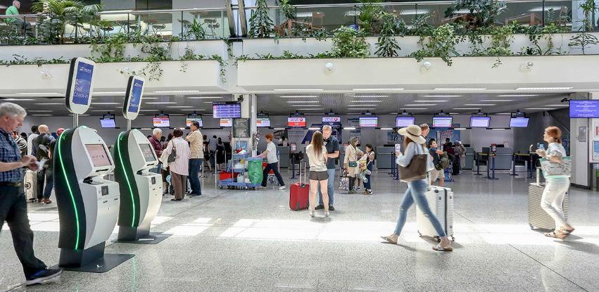 Aerodrom Sarajevo - Od danas besplatan WIFI pristup na odlazećim gate-ovima