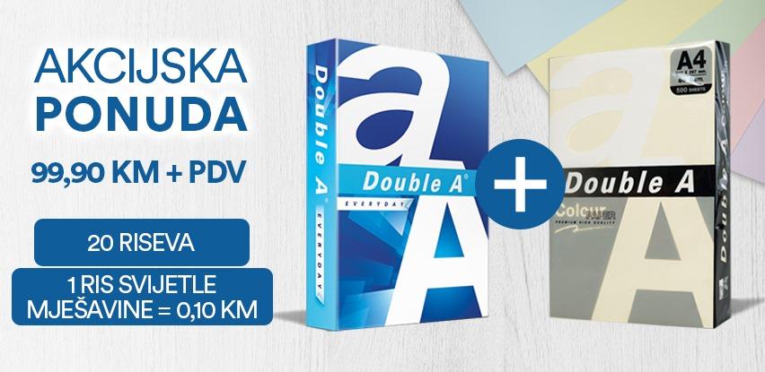 Akcijska ponuda Double A papira