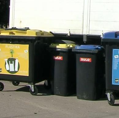 Eko život i Akva invest donirali posude za selektivno odvajanje otpada