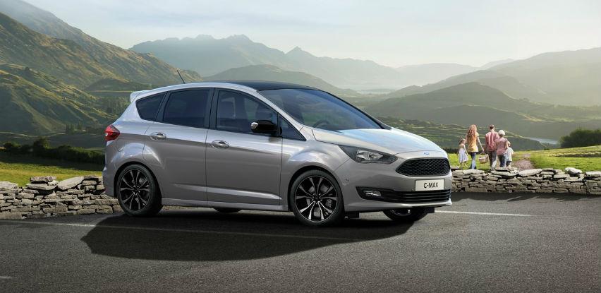 Ford C-MAX jedinstvena ponuda - savršen spoj udobnosti, funkcije i cijene!