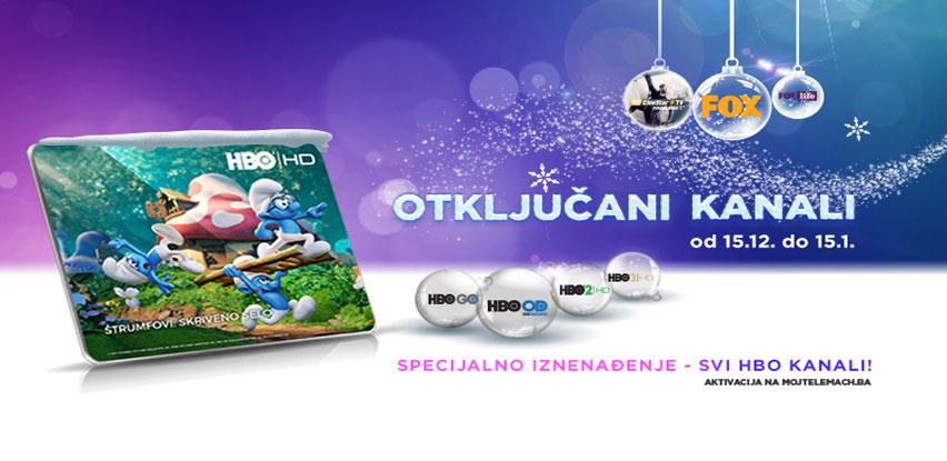 Novogodišnji pokloni iz Telemacha!