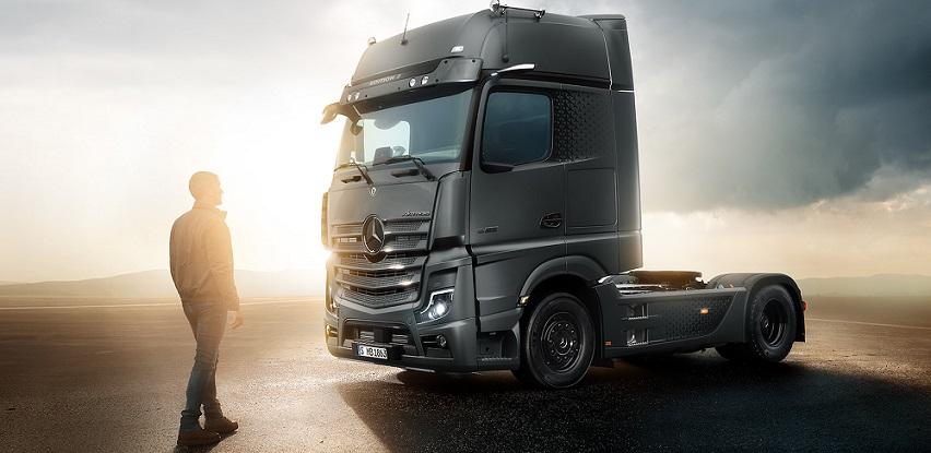 Mercedes-Benz Actros Edition 2 za prijevoznike koji žele najviše!