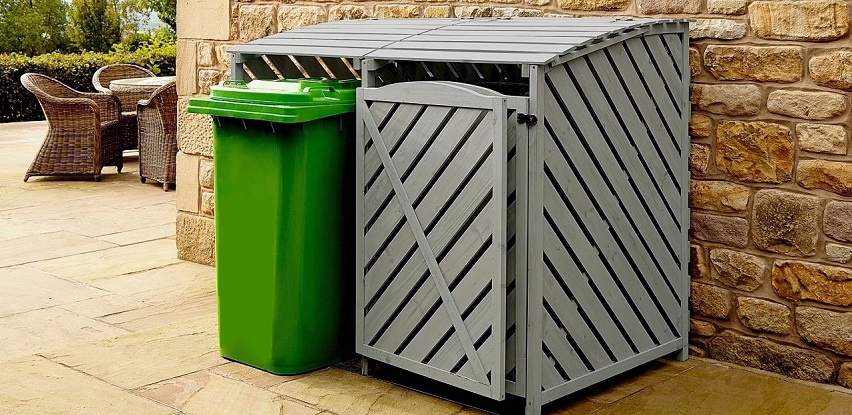 Garden centar Semina poklanja set kanti za smeće