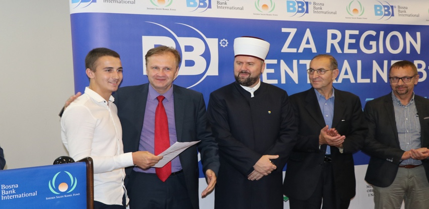 """BBI banka osigurala novih 100 stipendija iz fonda """"Sheikh Saleh Kamel"""""""