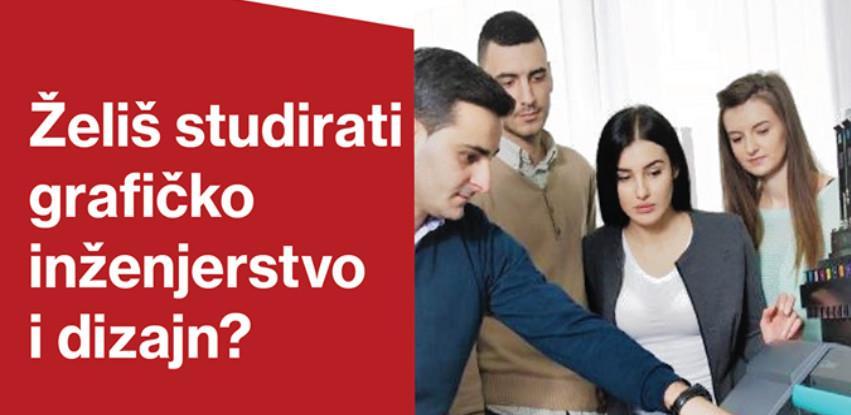 Želiš studirati grafičko inžinjerstvo i dizajn?