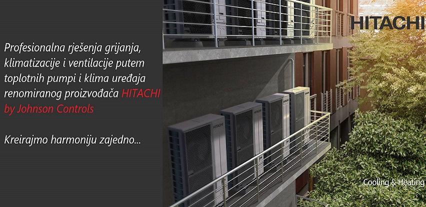 Izaberite najbolje za sebe uz HITACHI proizvode!