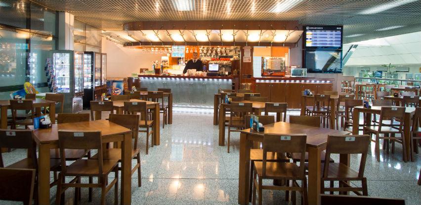 Ugostiteljska ponuda - aerodrom Sarajevo