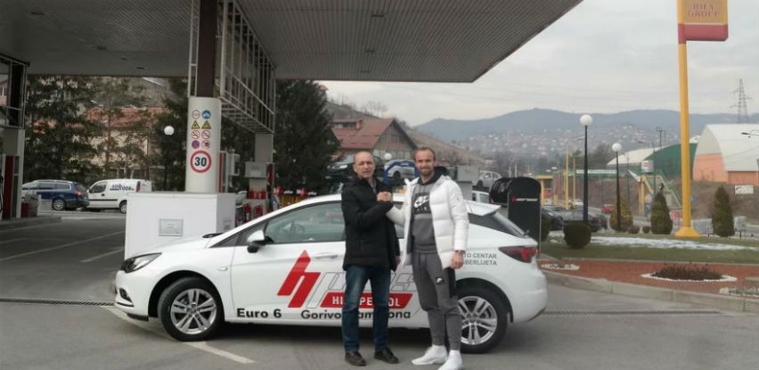 Hifa Petrol nagradna igra: Uručena glavna nagrada Opel Astra K