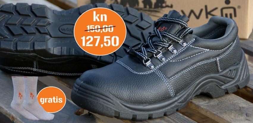 Robusne zaštitne cipele za sve radne uvjete