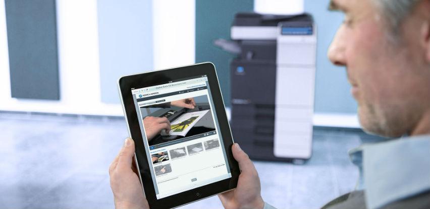 Konica Minolta pruža optimalnu podršku svojom iTraining online platformom