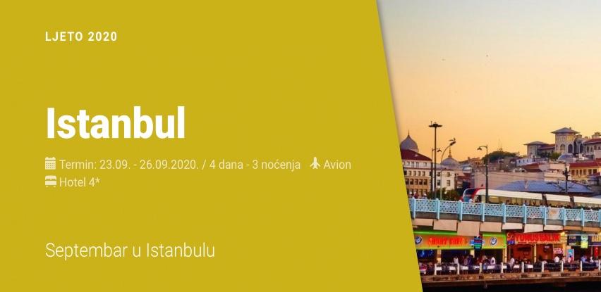 Septembar u Istanbulu sa Relax Tours-om!