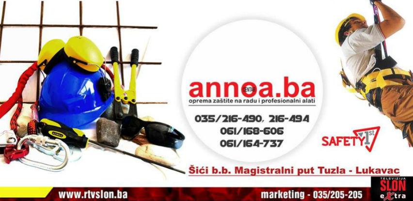 Annoa d.o.o. Tuzla - Nova reklama Februar 2019
