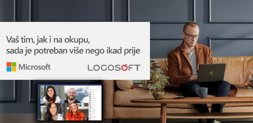 Microsoft 365 besplatno da biste osigurali Vaš kontinuitet poslovanja!