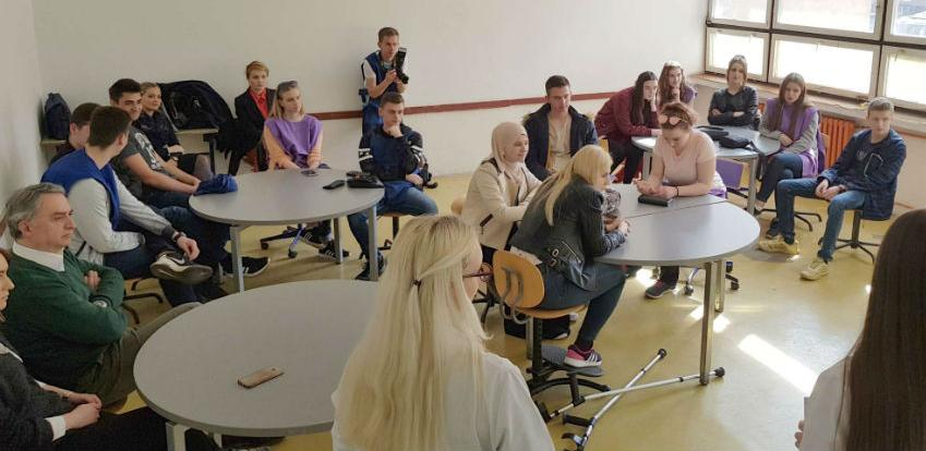 Pozitivan primjer iz ZDK - Projekt INZ Zenica i Medicinske škole