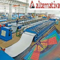 Alternativa lider u proizvodnji krovnih i fasadnih limova
