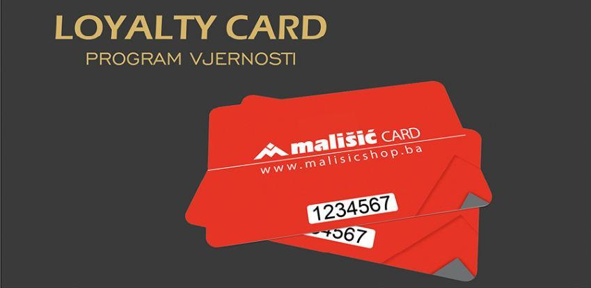 Ostvarite bonitet za kupovinu sa Mališić Card