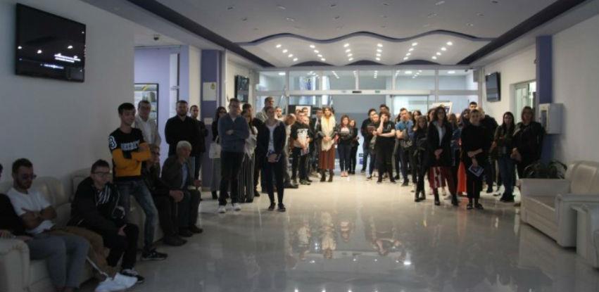 """Otvorena izložba studentskih radova """"10 knjiga o arhitekturi"""""""