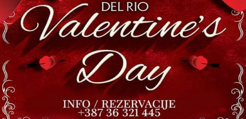 Posebna ponuda za Dan Zaljubljenih u Restoranu Del Rio