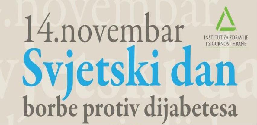 Svjetski dan borbe protiv dijabetesa obilježen u jedanaest općina ZDK