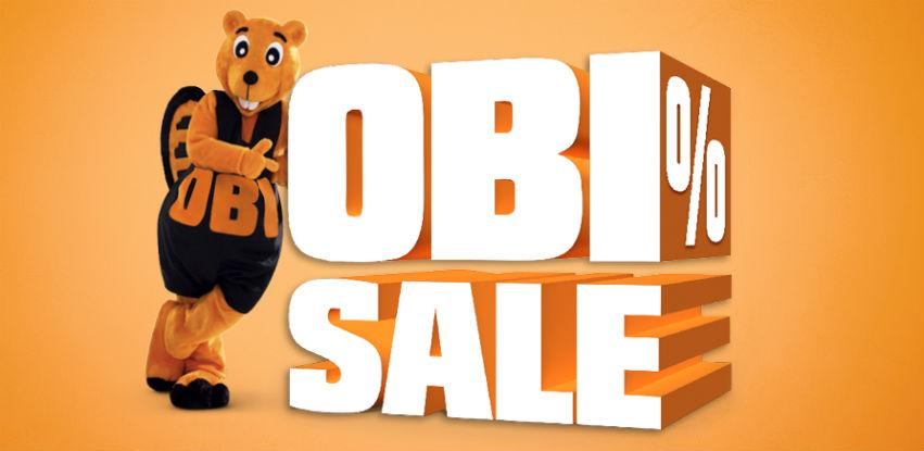 Počela je veeelika sezonska rasprodaja u OBI-u!
