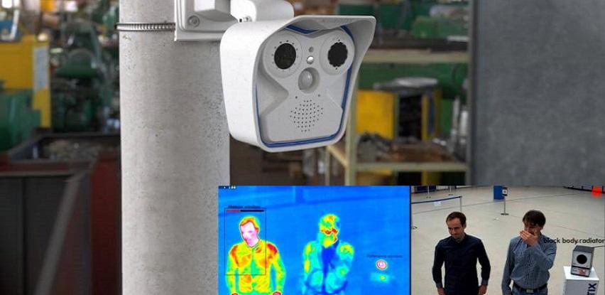 Beskontaktna termalna analiza za sigurnije radno okruženje