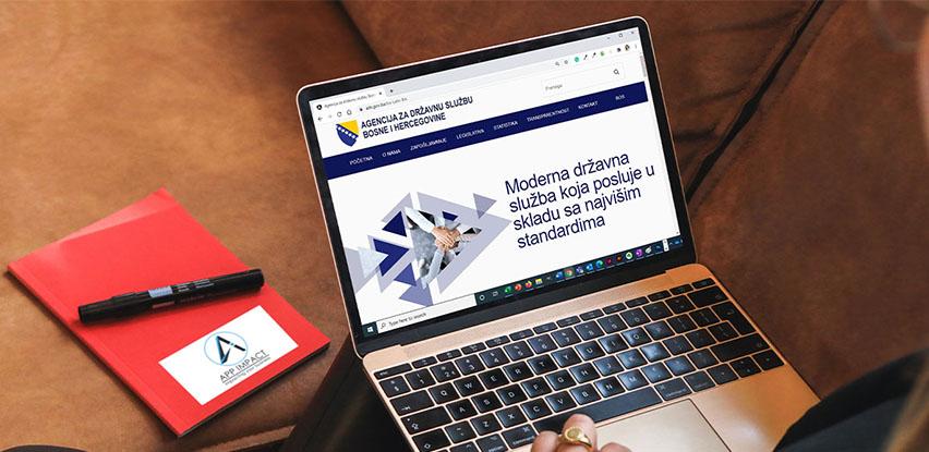 Kompanija App Impact predstavila novi portal Agencije za državnu službu BiH