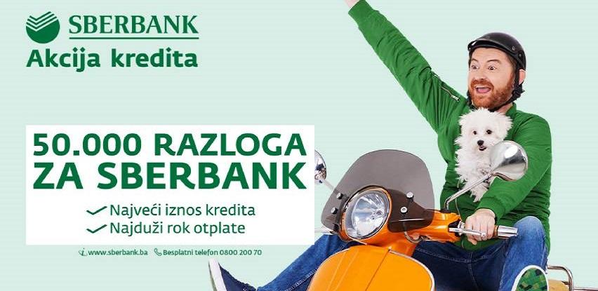 50.000 razloga za Sberbank