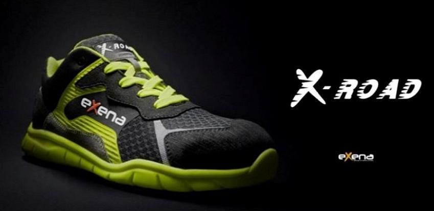 X-ROAD nova kolekcija zaštitne obuće