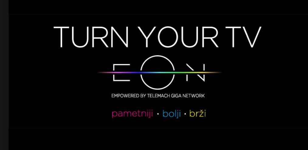 Uz EON pakete budi dio nove ere televizije i svaki TV pretvori u Smart TV!