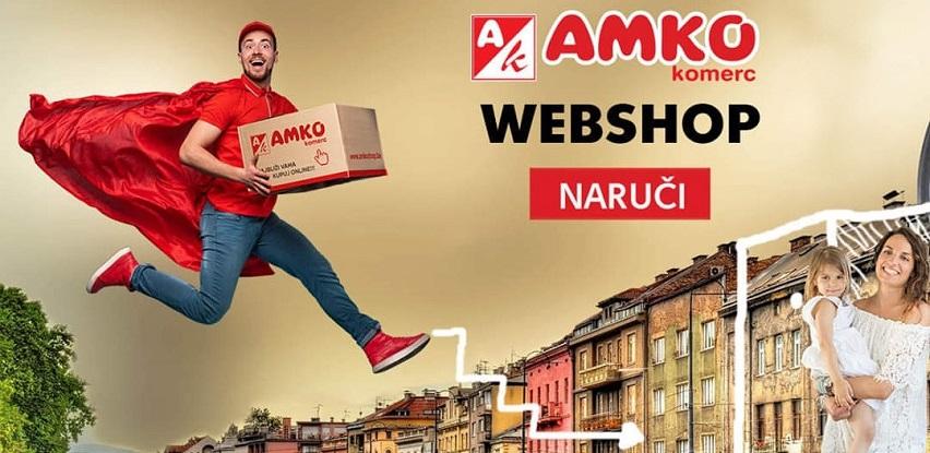 Amko web shop - dostava do vaših vrata