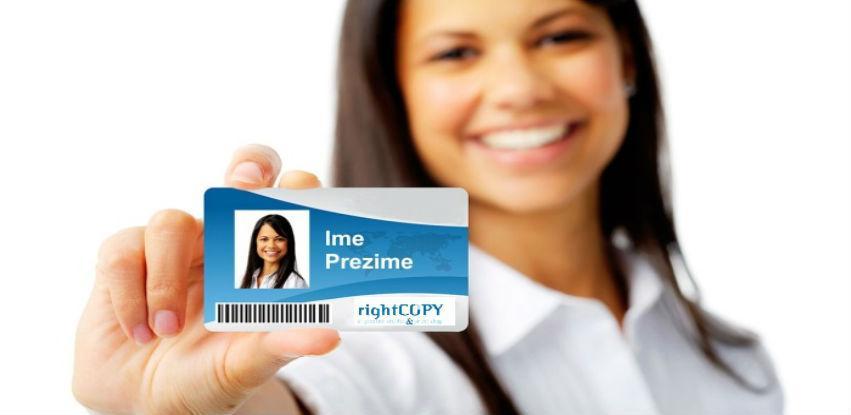 Right Copy ID kartice jedinstven dokaz o identitetu uposlenika